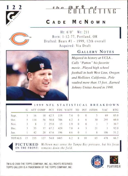 2000-Topps-Gallery-Football-Card-Pick thumbnail 239