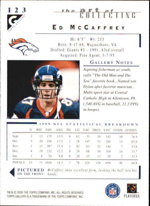 2000-Topps-Gallery-Football-Card-Pick thumbnail 241