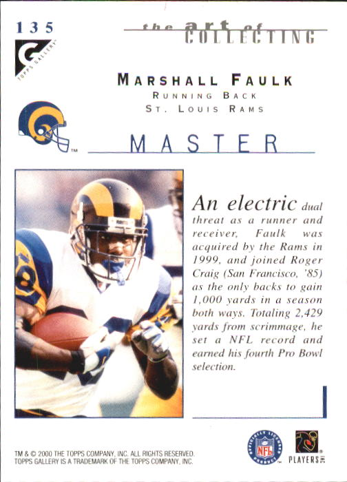 2000-Topps-Gallery-Football-Card-Pick thumbnail 257
