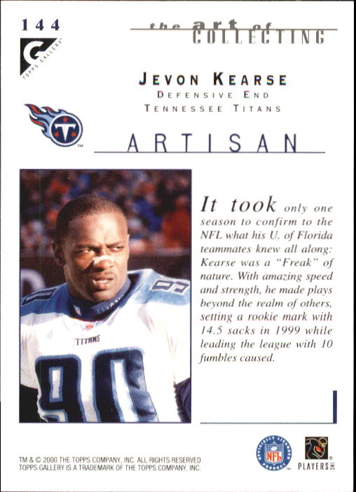 2000-Topps-Gallery-Football-Card-Pick thumbnail 271