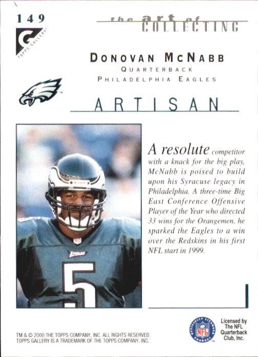 2000-Topps-Gallery-Football-Card-Pick thumbnail 279