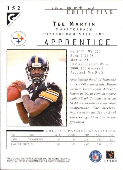 2000-Topps-Gallery-Football-Card-Pick thumbnail 285
