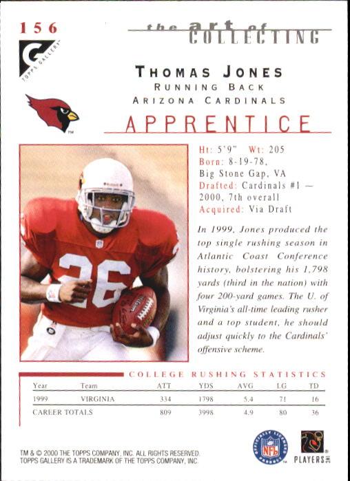 2000-Topps-Gallery-Football-Card-Pick thumbnail 293