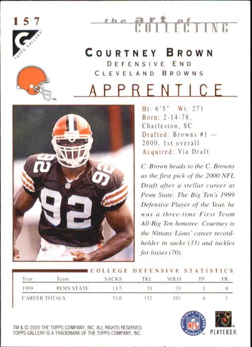 2000-Topps-Gallery-Football-Card-Pick thumbnail 295