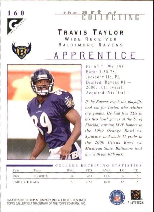 2000-Topps-Gallery-Football-Card-Pick thumbnail 301