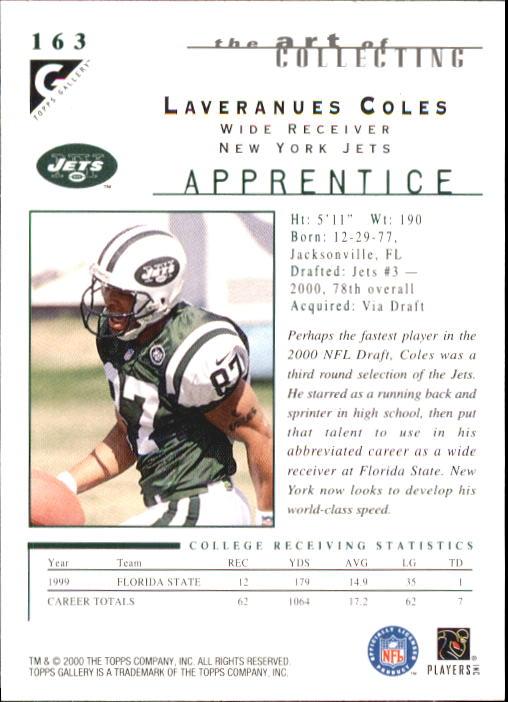 2000-Topps-Gallery-Football-Card-Pick thumbnail 307