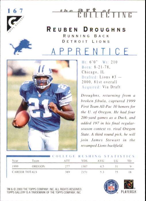 2000-Topps-Gallery-Football-Card-Pick thumbnail 315