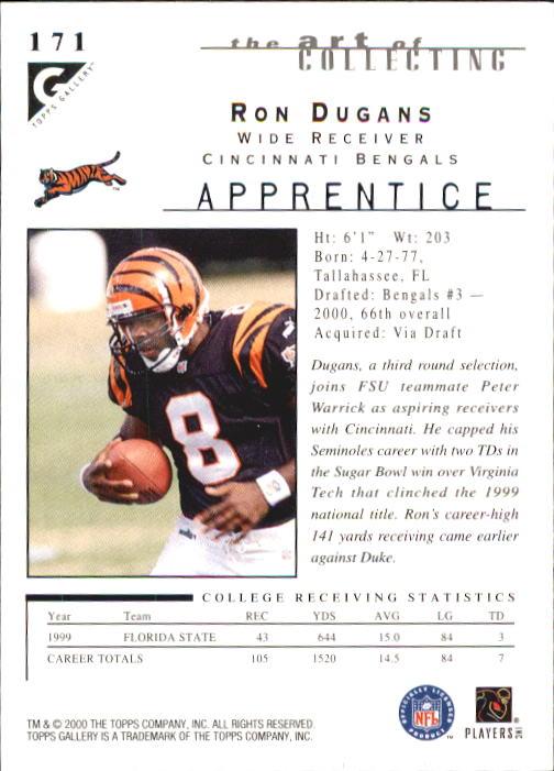 2000-Topps-Gallery-Football-Card-Pick thumbnail 323