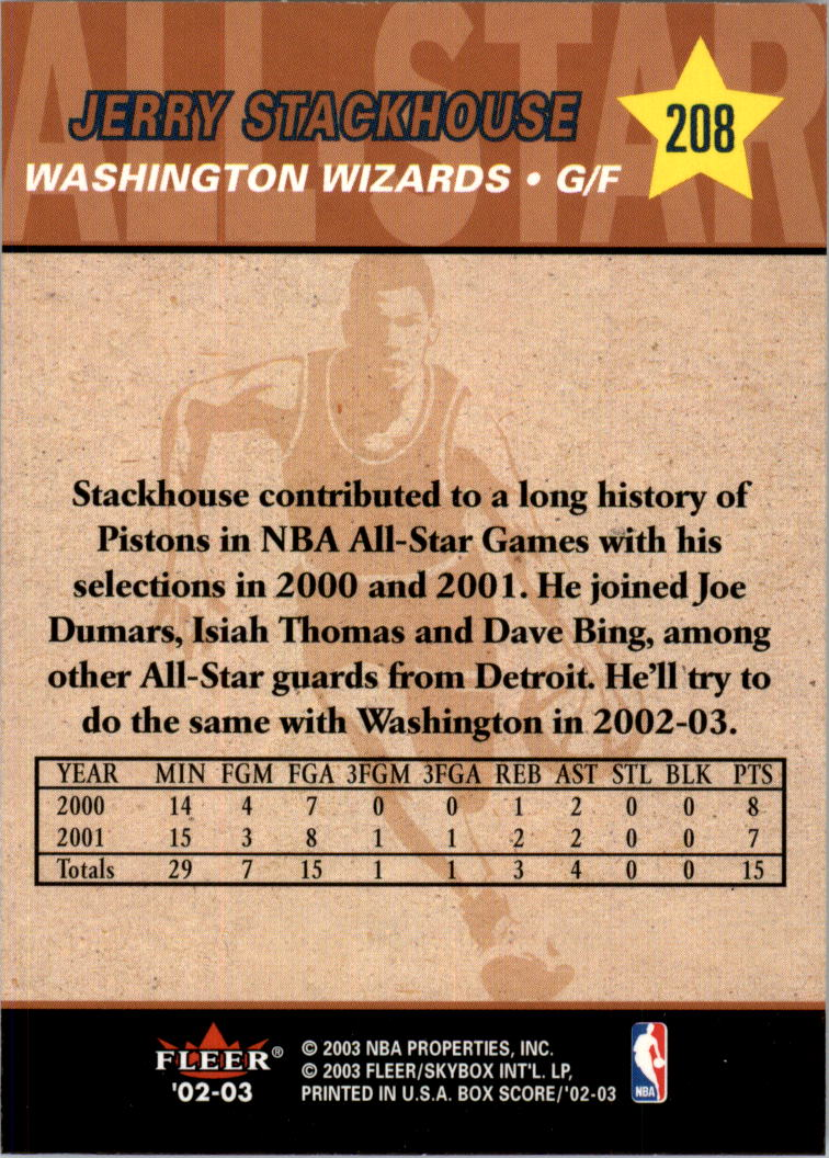 2002-03-Fleer-Box-Score-Basketball-Card-Pick thumbnail 289