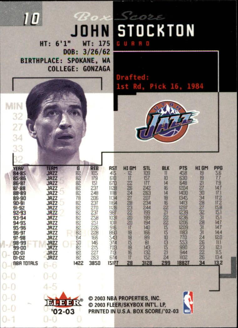 2002-03-Fleer-Box-Score-Basketball-Card-Pick thumbnail 21