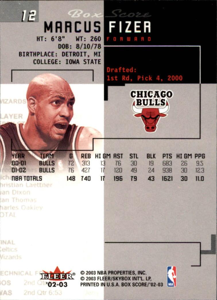 2002-03-Fleer-Box-Score-Basketball-Card-Pick thumbnail 25