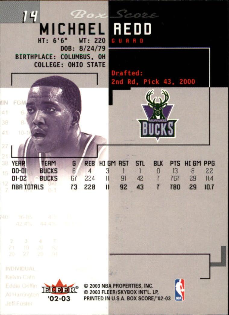 2002-03-Fleer-Box-Score-Basketball-Card-Pick thumbnail 29