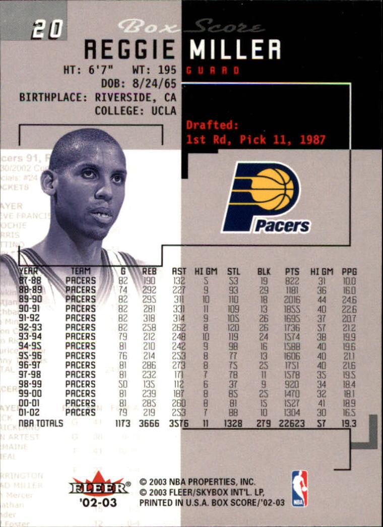 2002-03-Fleer-Box-Score-Basketball-Card-Pick thumbnail 41