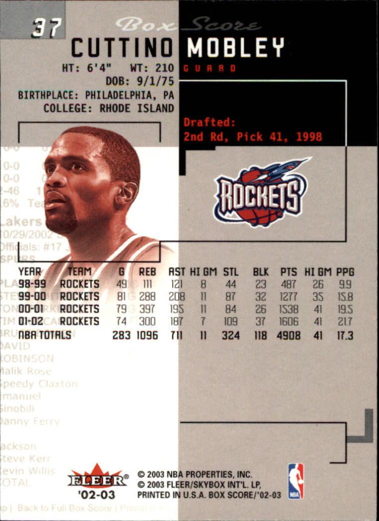 2002-03-Fleer-Box-Score-Basketball-Card-Pick thumbnail 73