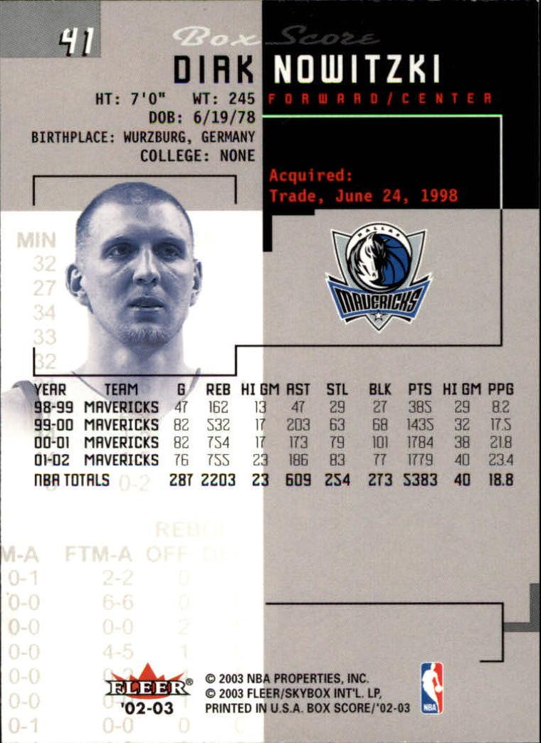 2002-03-Fleer-Box-Score-Basketball-Card-Pick thumbnail 81