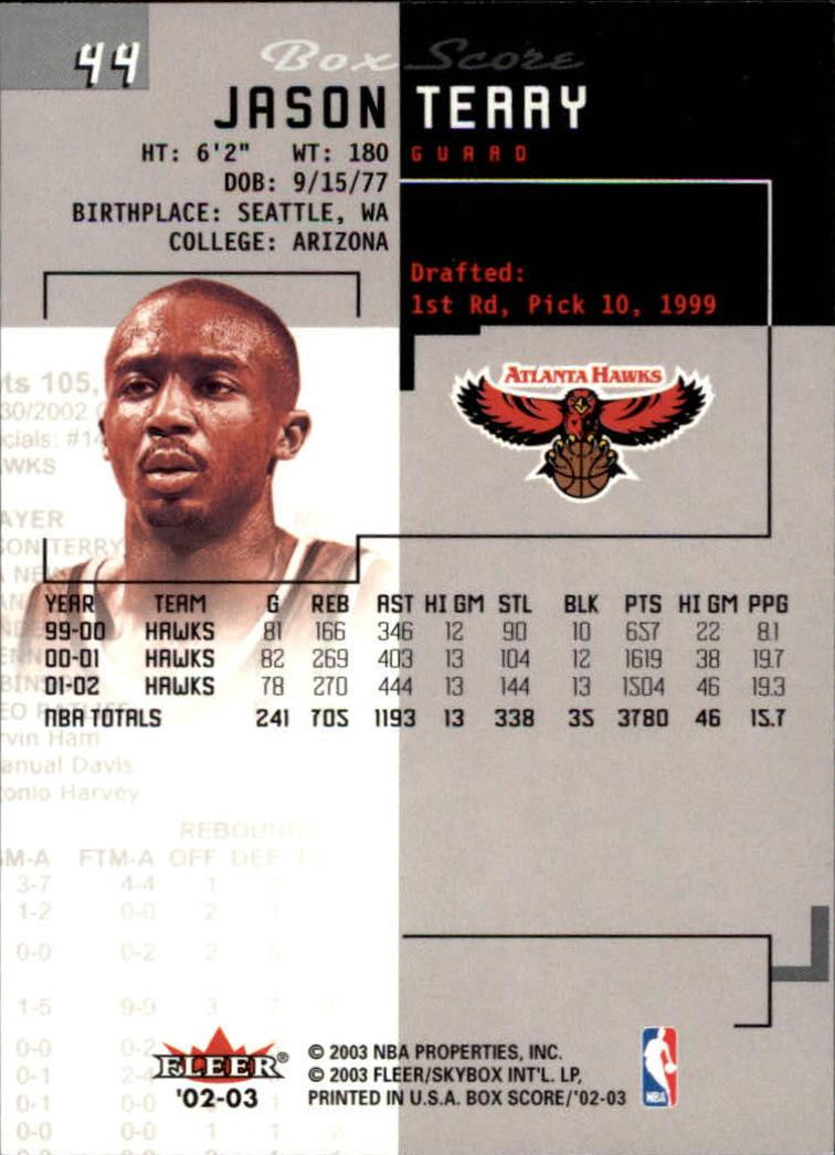 2002-03-Fleer-Box-Score-Basketball-Card-Pick thumbnail 87
