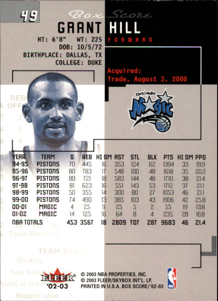 2002-03-Fleer-Box-Score-Basketball-Card-Pick thumbnail 97