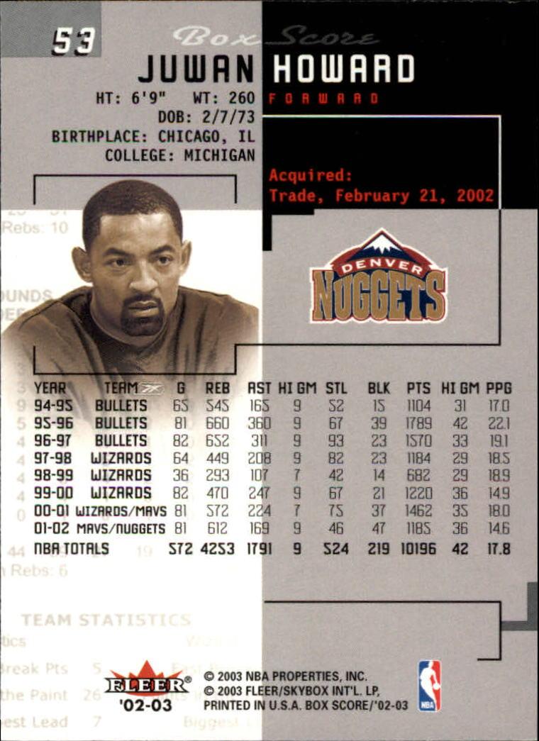 2002-03-Fleer-Box-Score-Basketball-Card-Pick thumbnail 105