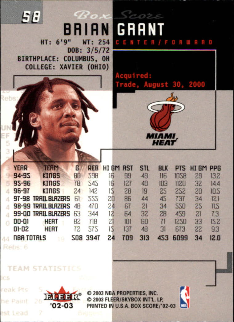 2002-03-Fleer-Box-Score-Basketball-Card-Pick thumbnail 115