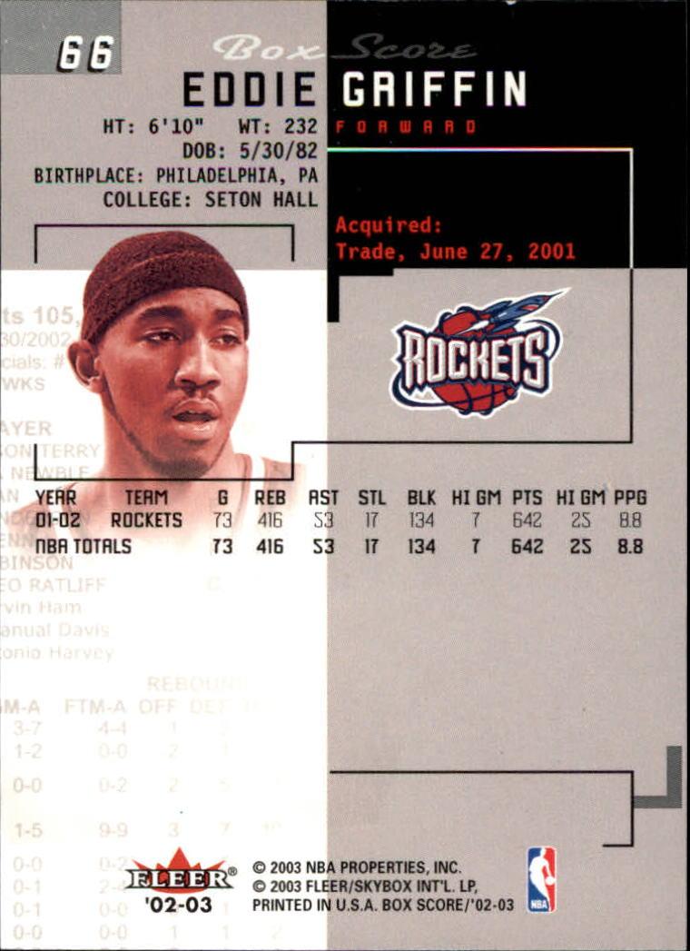 2002-03-Fleer-Box-Score-Basketball-Card-Pick thumbnail 131