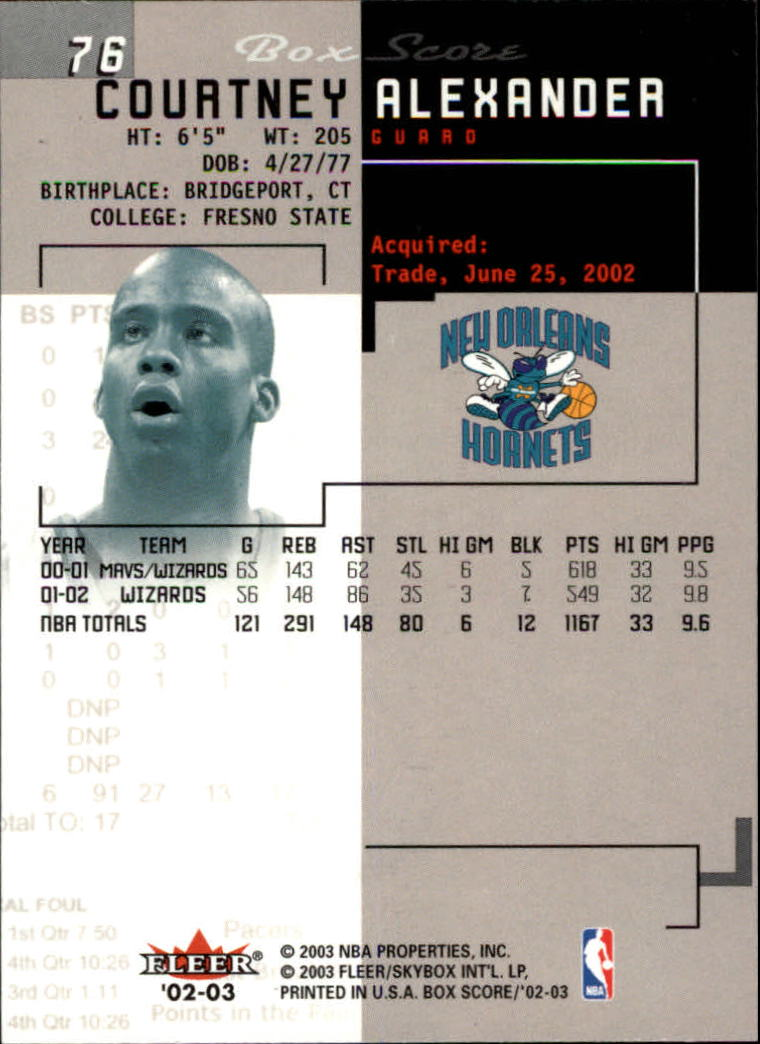 2002-03-Fleer-Box-Score-Basketball-Card-Pick thumbnail 151
