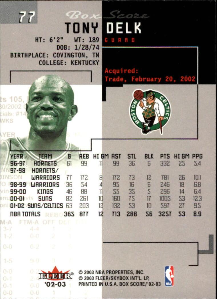 2002-03-Fleer-Box-Score-Basketball-Card-Pick thumbnail 153