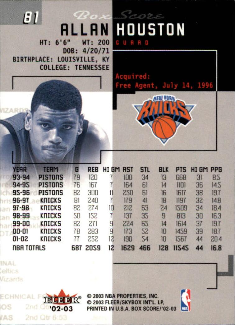 2002-03-Fleer-Box-Score-Basketball-Card-Pick thumbnail 161