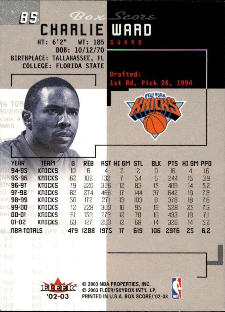 2002-03-Fleer-Box-Score-Basketball-Card-Pick thumbnail 169