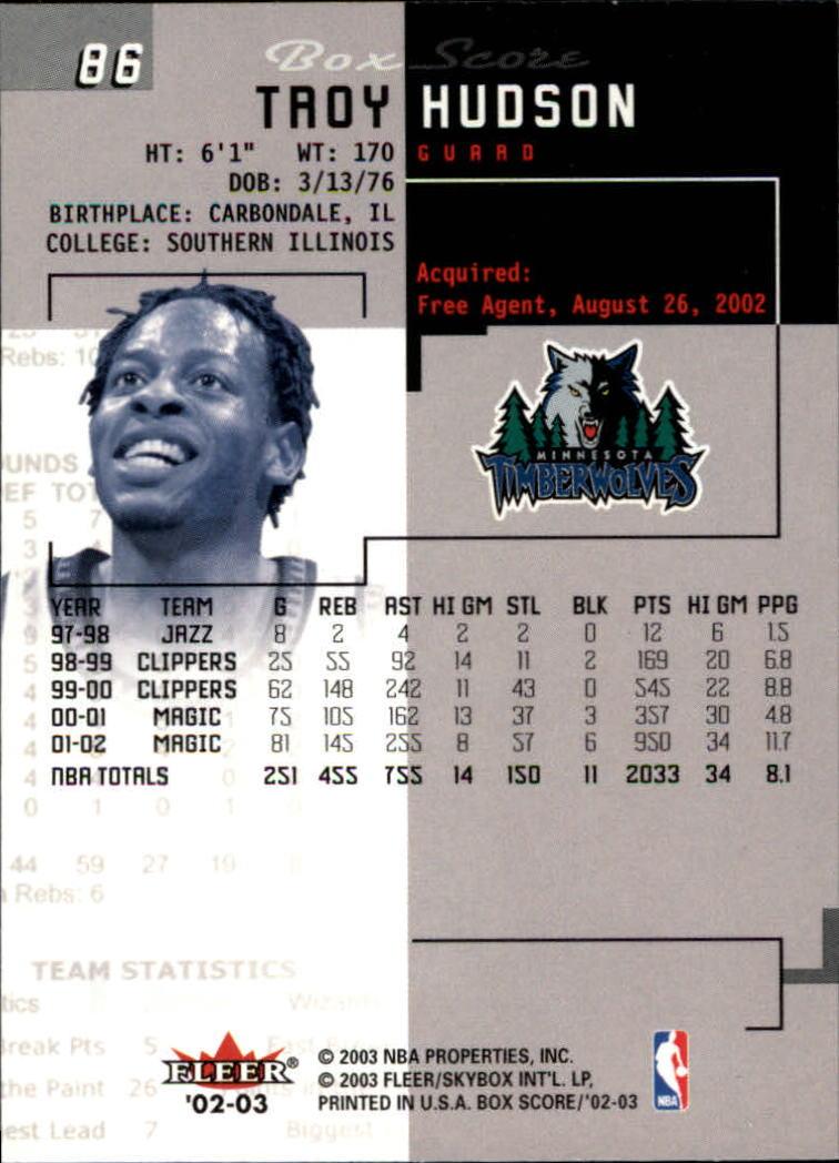 2002-03-Fleer-Box-Score-Basketball-Card-Pick thumbnail 171