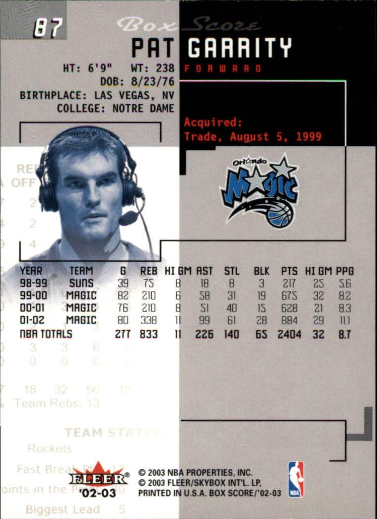 2002-03-Fleer-Box-Score-Basketball-Card-Pick thumbnail 173