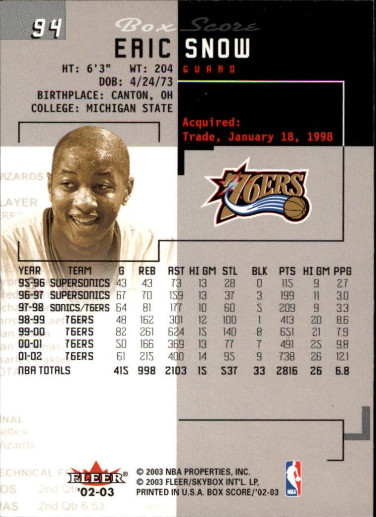 2002-03-Fleer-Box-Score-Basketball-Card-Pick thumbnail 187