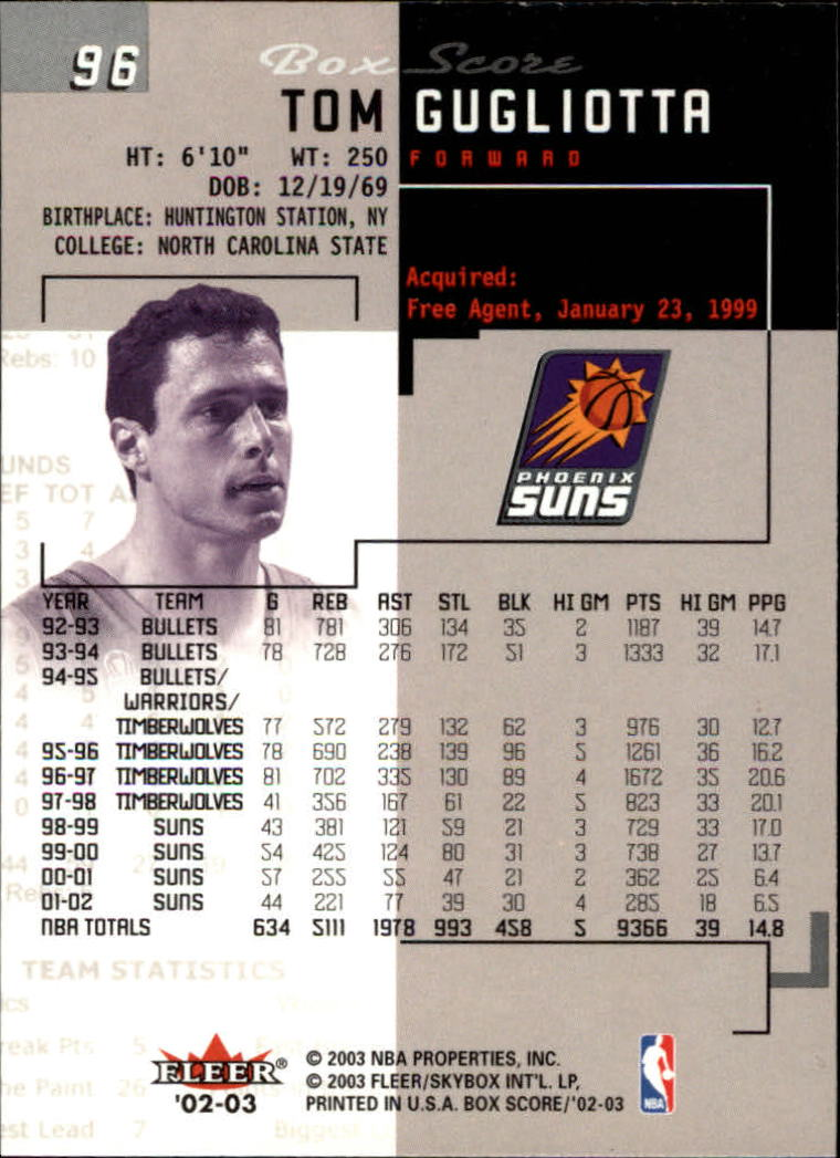 2002-03-Fleer-Box-Score-Basketball-Card-Pick thumbnail 191