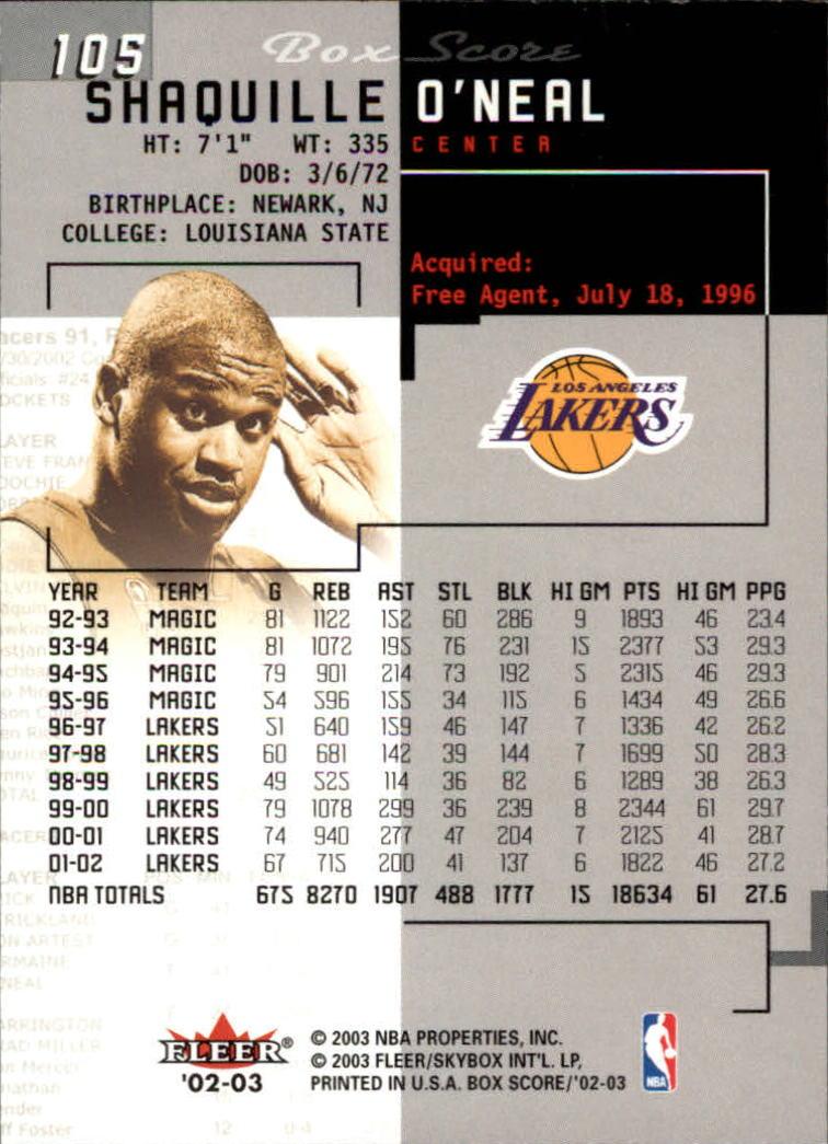 2002-03-Fleer-Box-Score-Basketball-Card-Pick thumbnail 209