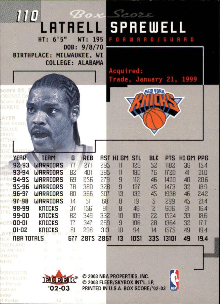 2002-03-Fleer-Box-Score-Basketball-Card-Pick thumbnail 219