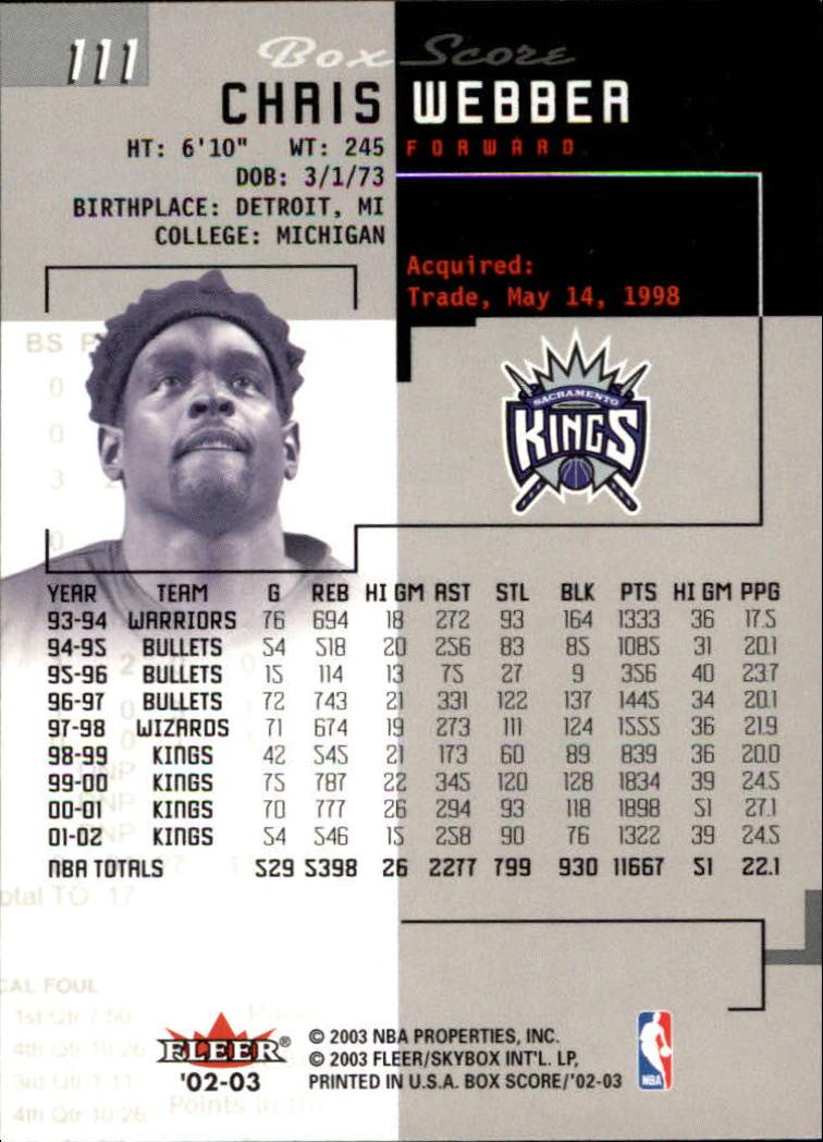 2002-03-Fleer-Box-Score-Basketball-Card-Pick thumbnail 221