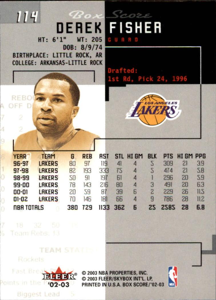 2002-03-Fleer-Box-Score-Basketball-Card-Pick thumbnail 227