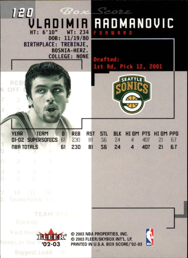 2002-03-Fleer-Box-Score-Basketball-Card-Pick thumbnail 239