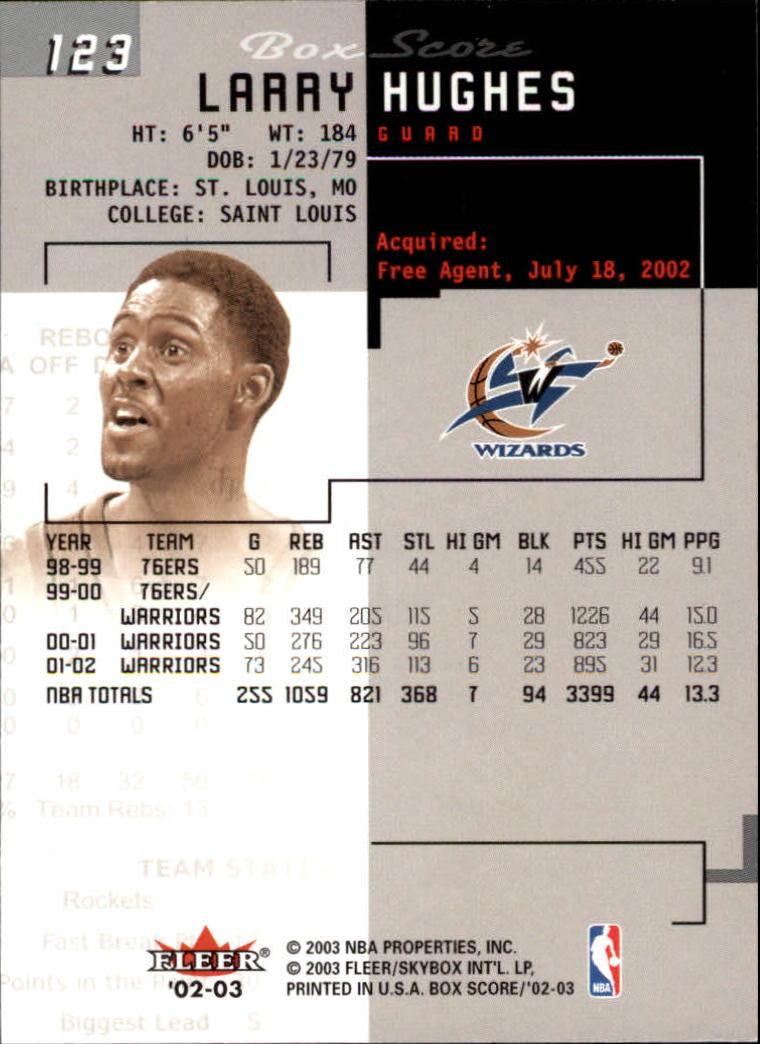 2002-03-Fleer-Box-Score-Basketball-Card-Pick thumbnail 245