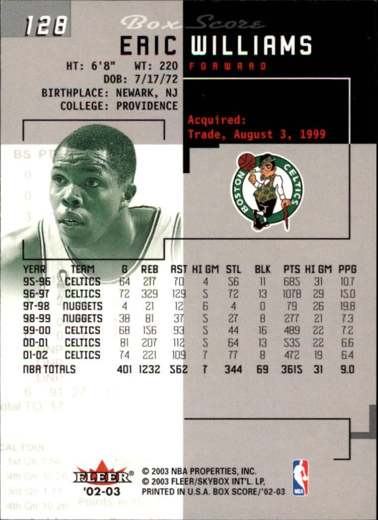 2002-03-Fleer-Box-Score-Basketball-Card-Pick thumbnail 255