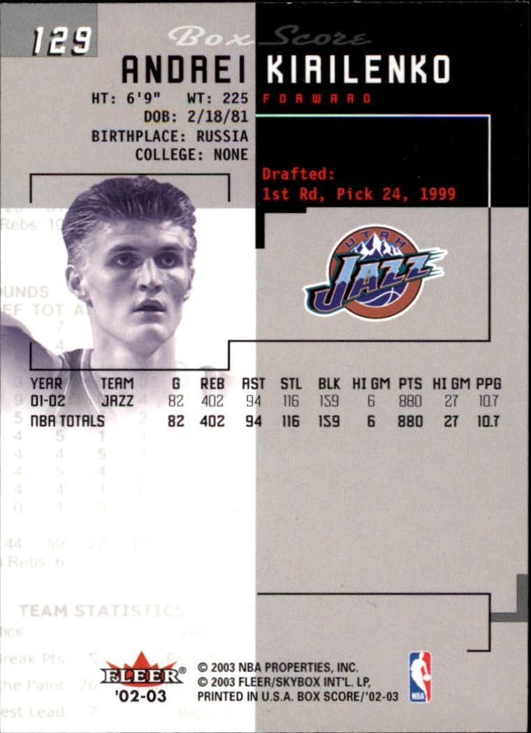 2002-03-Fleer-Box-Score-Basketball-Card-Pick thumbnail 257