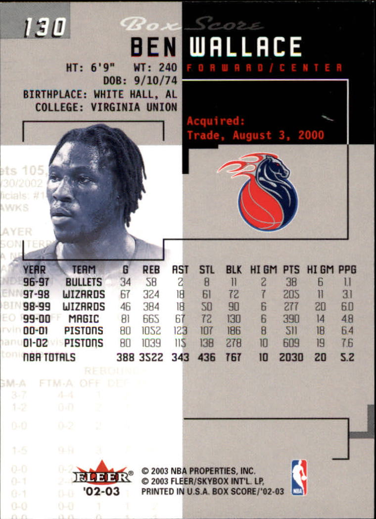 2002-03-Fleer-Box-Score-Basketball-Card-Pick thumbnail 259