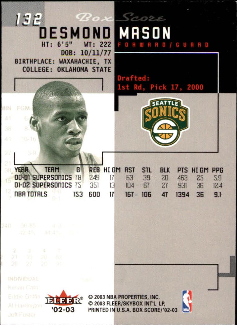 2002-03-Fleer-Box-Score-Basketball-Card-Pick thumbnail 263