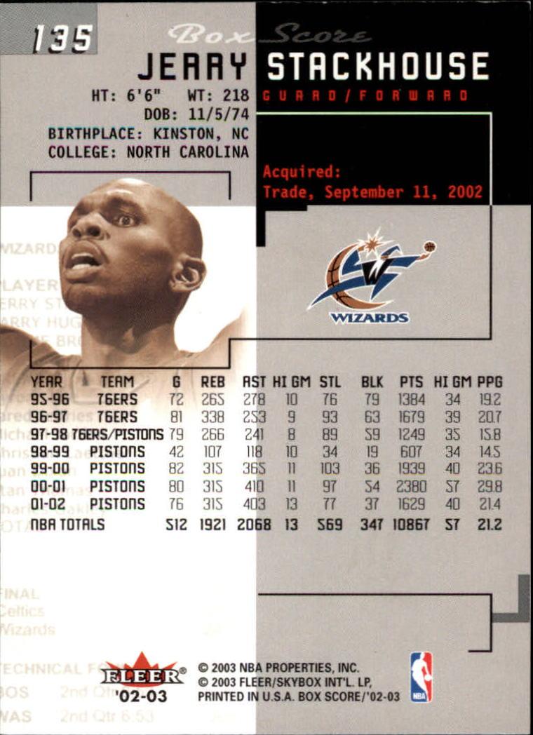 2002-03-Fleer-Box-Score-Basketball-Card-Pick thumbnail 269