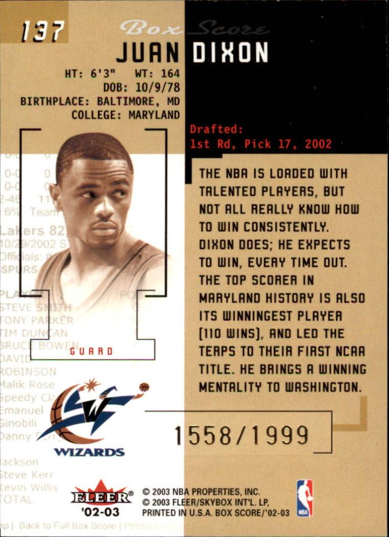 2002-03-Fleer-Box-Score-Basketball-Card-Pick thumbnail 271