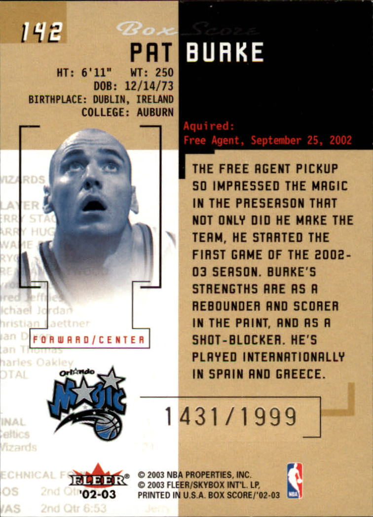 2002-03-Fleer-Box-Score-Basketball-Card-Pick thumbnail 275