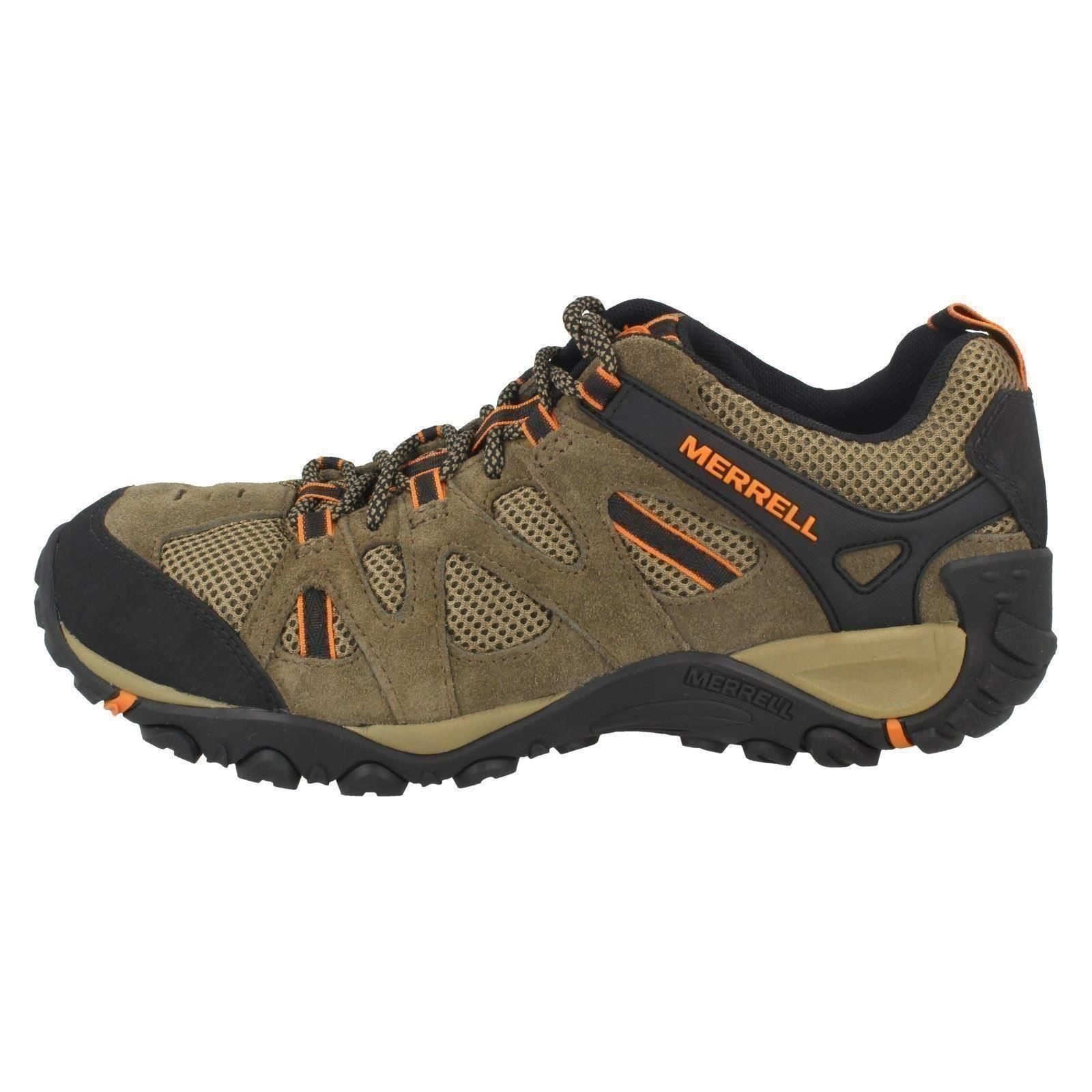 merrell walking shoes size 3 europe