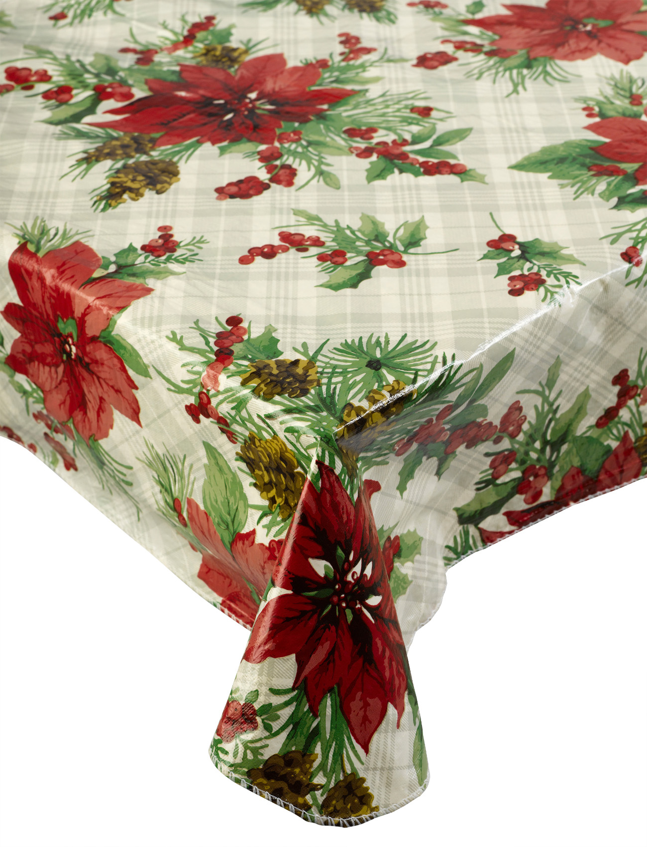 Christmas Tablecloths: Add style and extend the life of your dining table with a new tablecloth. specialtysports.ga - Your Online Table Linens & Decor Store! Get 5% in rewards with Club O! Festive Poinsettia Embroidered Cutwork Holiday Tablecloth, 60 by Inch. New Arrival.