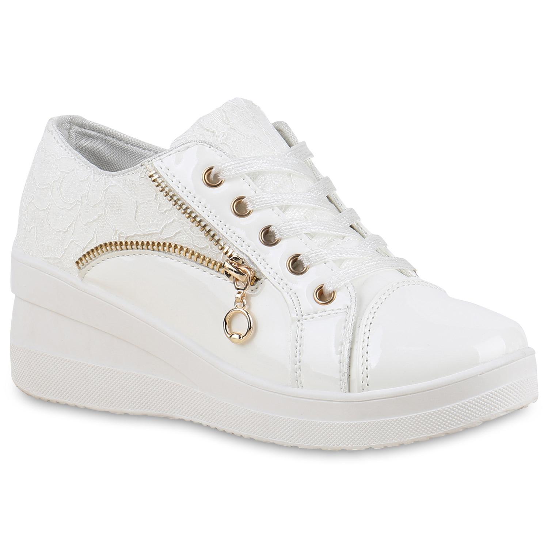 Zapatillas-Deportivas-Para-Mujer-Tacon-de-cuna-Charol-Calzado-814662-Trendy