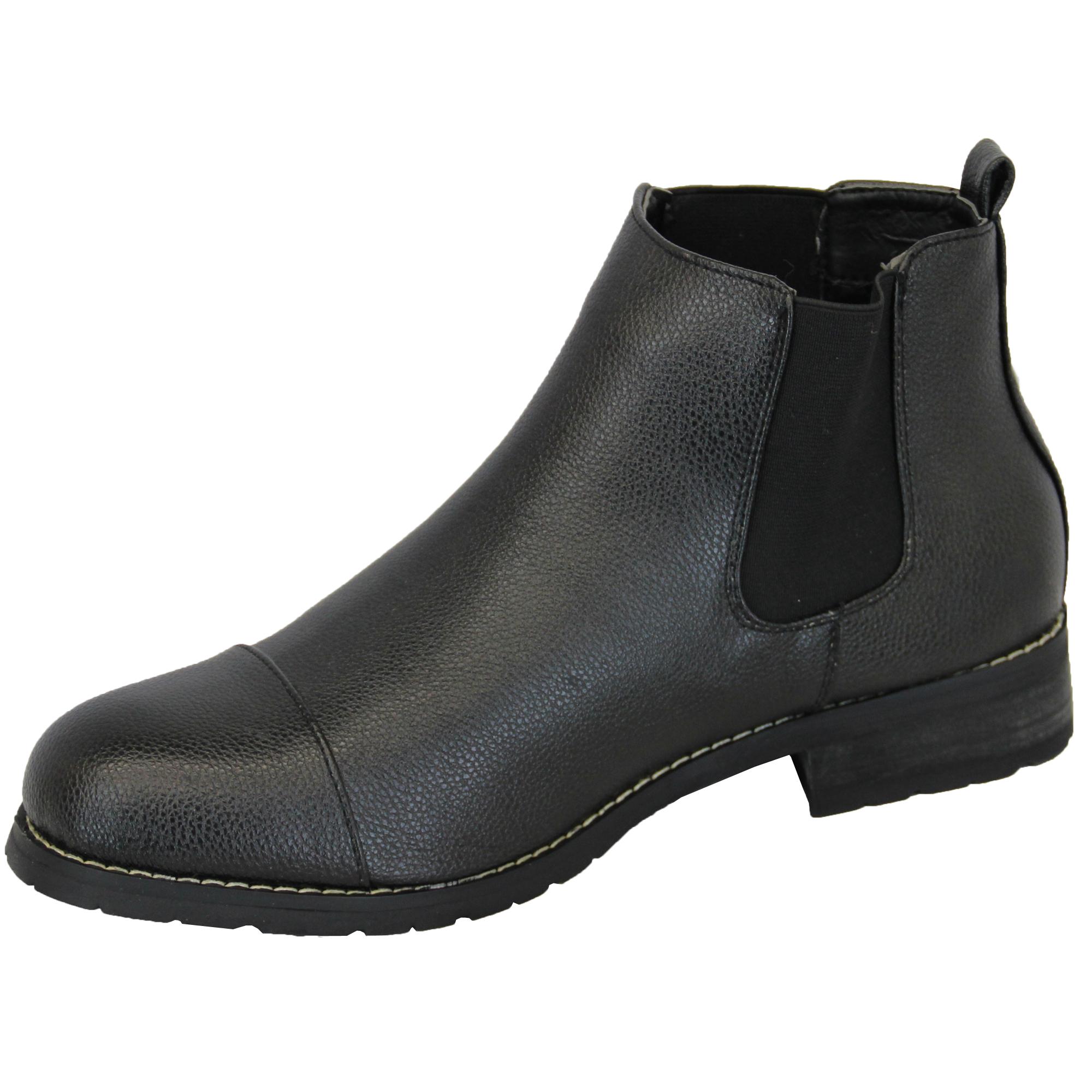 mens chelsea boots rock religion dealer high ankle