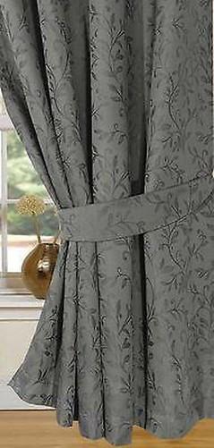 entierement-double-chenille-daim-bordure-florale-detail-rideaux-GRATUIT